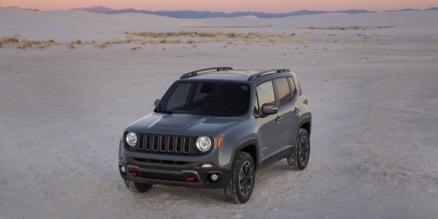 Research the 2018 Jeep Renegade