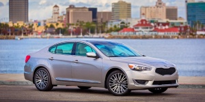 2015 Kia Cadenza Reviews / Specs / Pictures / Prices