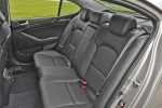 Picture of 2016 Kia Cadenza Rear Seats