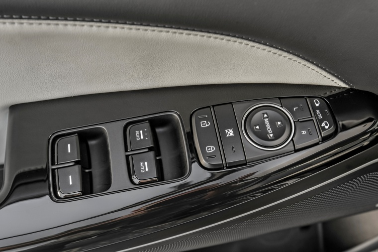 2017 Kia Cadenza Door Panel