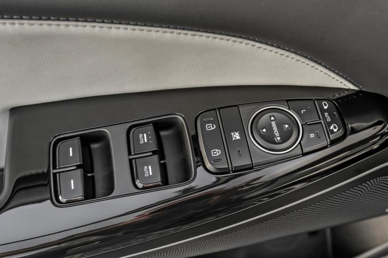 2017 Kia Cadenza Door Panel Picture