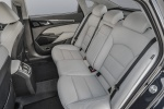 2017 Kia Cadenza Rear Seats