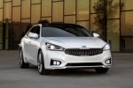 2017 Kia Cadenza in Snow White Pearl - Static Front Right View