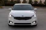 2017 Kia Cadenza in Snow White Pearl - Static Frontal View