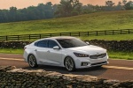 2017 Kia Cadenza Limited in Snow White Pearl - Driving Front Right View