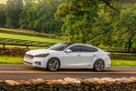 2017 Kia Cadenza Limited in Snow White Pearl - Driving Side View
