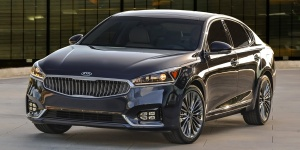 2017 Kia Cadenza Reviews / Specs / Pictures / Prices