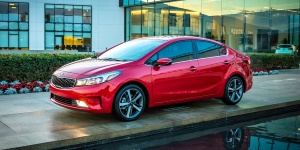 2018 Kia Forte Reviews / Specs / Pictures / Prices