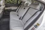 Picture of 2015 Kia K900 Rear Seats in Beige