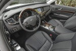 Picture of 2015 Kia K900 Interior in Black