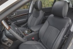 Picture of 2015 Kia K900 Front Seats in Black