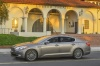2016 Kia K900 Luxury V8 in Mineral Silver from a side view
