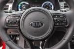 Picture of a 2018 Kia Niro Touring Hybrid's Steering-Wheel