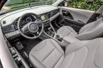Picture of a 2018 Kia Niro Touring Hybrid's Front Seats