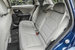Picture of a 2018 Kia Niro Touring Hybrid's Rear Seats
