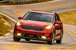 Picture of 2018 Kia Niro Touring Hybrid in Crimson Red