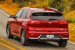 Picture of 2018 Kia Niro Touring Hybrid in Crimson Red