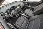 Picture of a 2018 Kia Niro Touring Hybrid's Interior