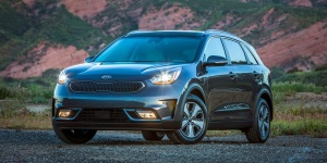 Research the Kia Niro
