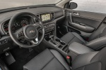 Picture of a 2019 Kia Sportage EX's Interior