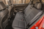 Picture of a 2019 Kia Sportage SX Turbo's Rear Seats