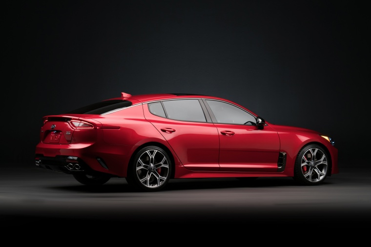2018 Kia Stinger GT Picture