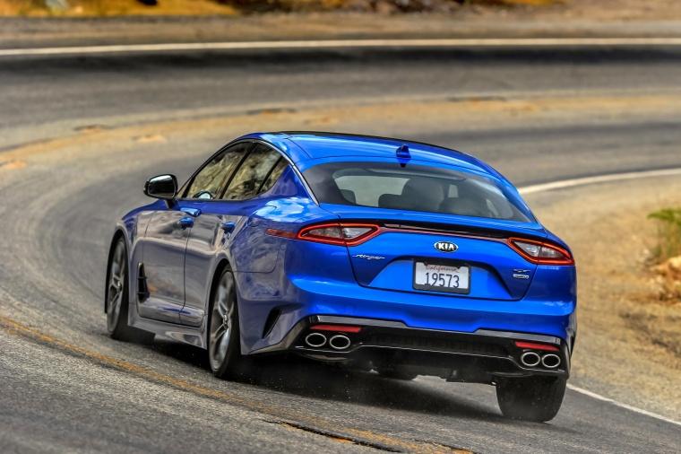 2018 Kia Stinger GT Picture