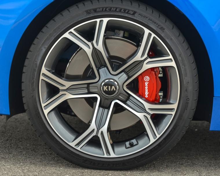 2018 Kia Stinger GT Rim Picture