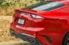 2018 Kia Stinger GT Rear Fascia Picture
