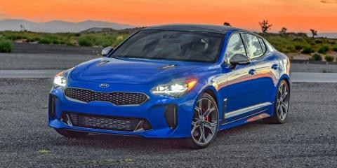2018 Kia Stinger Premium, GT, GT1, GT2 V6 AWD Review