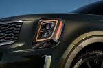 Picture of a 2020 Kia Telluride AWD's Headlight