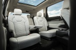 Picture of a 2020 Kia Telluride AWD's Rear Captain Chairs