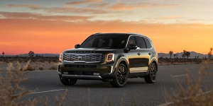 Research the Kia Telluride