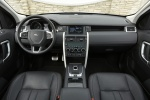 Picture of a 2018 Land Rover Discovery Sport HSE Luxury's Cockpit