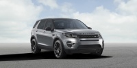 Research the 2018 Land Rover Discovery Sport