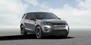 Research the 2019 Land Rover Discovery Sport