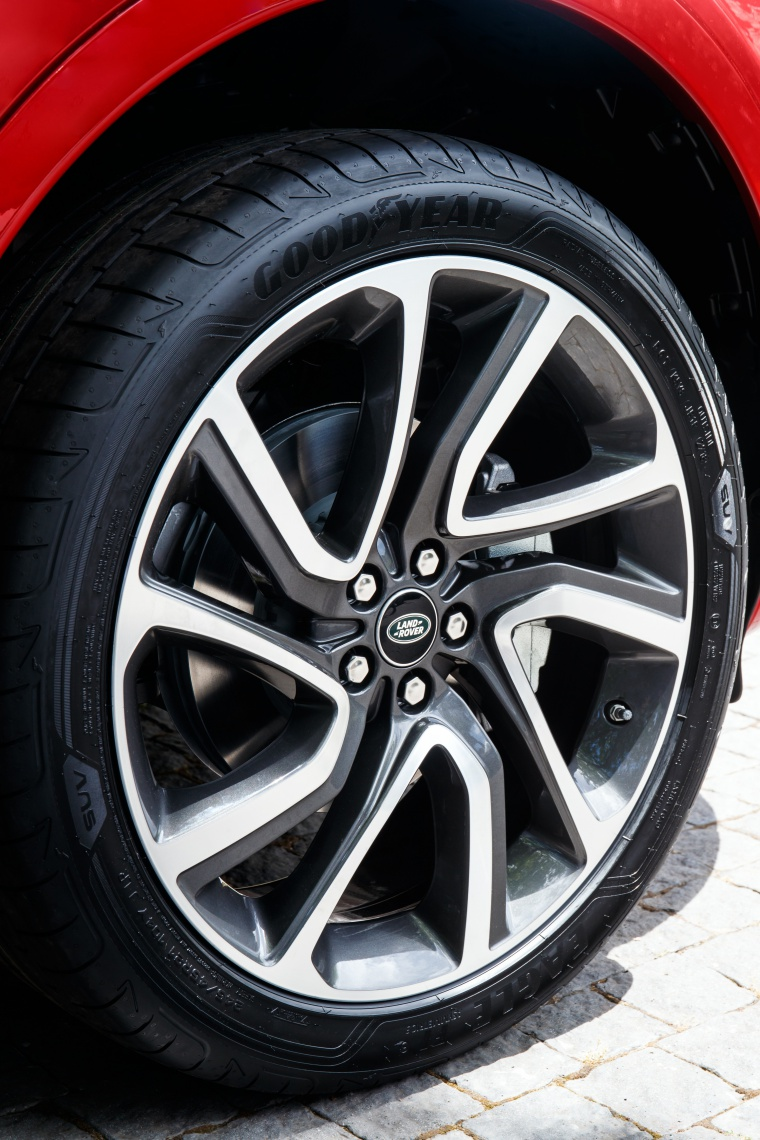 2020 Land Rover Discovery Sport P290 HSE R-Dynamic Rim Picture