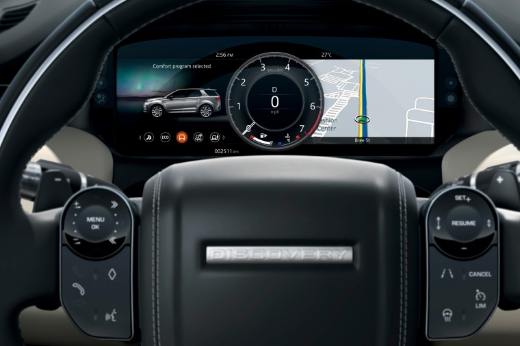 2020 Land Rover Discovery Sport P290 HSE R-Dynamic Gauges Picture