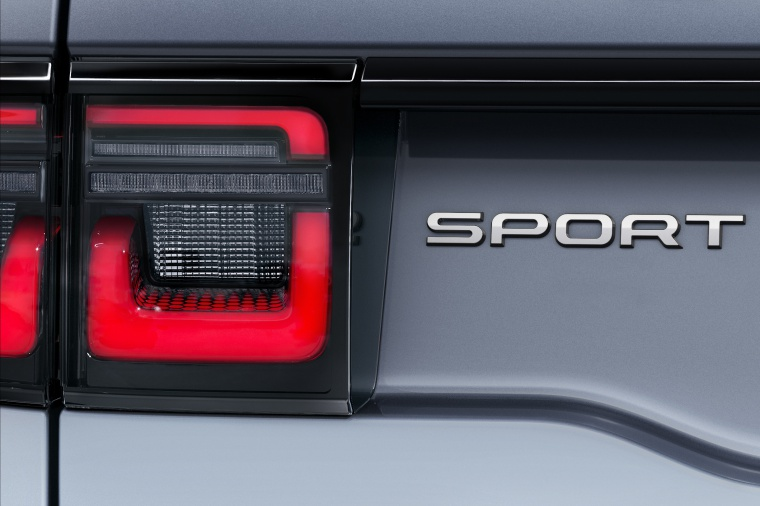 2020 Land Rover Discovery Sport P250 S Tail Light Picture