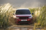2020 Land Rover Discovery Sport P290 HSE R-Dynamic in Firenze Red Metallic - Driving Frontal View