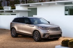 2019 Land Rover Range Rover Velar P380 HSE R-Dynamic in Silicon Silver Premium Metallic - Static Front Right Three-quarter View