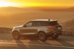 2019 Land Rover Range Rover Velar P380 HSE R-Dynamic in Silicon Silver Premium Metallic - Static Rear Left Three-quarter View
