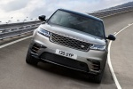 2019 Land Rover Range Rover Velar P380 HSE R-Dynamic in Silicon Silver Premium Metallic - Driving Frontal View