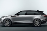 2019 Land Rover Range Rover Velar P380 HSE R-Dynamic in Silicon Silver Premium Metallic - Static Left Side View