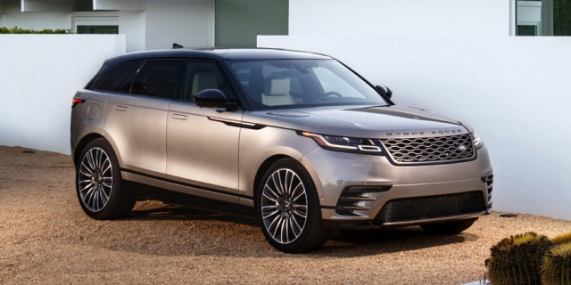 2019 Land Rover Range Rover Velar Pictures