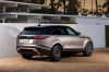 Picture of a 2020 Land Rover Range Rover Velar P380 R-Dynamic HSE in Silver from a rear right three-quarter perspective