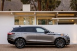 Picture of a 2020 Land Rover Range Rover Velar P380 R-Dynamic HSE in Silver from a right side perspective