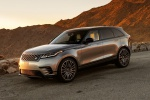 Picture of a 2020 Land Rover Range Rover Velar P380 R-Dynamic HSE in Silver from a front left three-quarter perspective