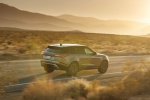 2020 Land Rover Range Rover Velar P380 R-Dynamic HSE in Silver - Driving Rear Right Three-quarter View
