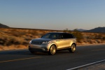 2020 Land Rover Range Rover Velar P380 R-Dynamic HSE in Silver - Driving Front Left Three-quarter View